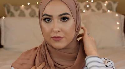 Langkah 7: Sisi Panjang Hijab