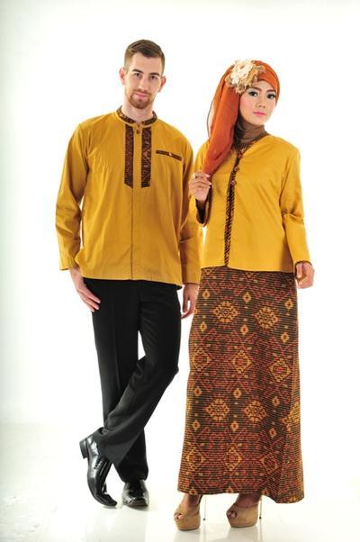 Kebaya Batik Simple
