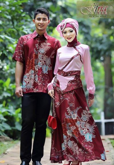 Tampil Mewah dengan Sutra Batik