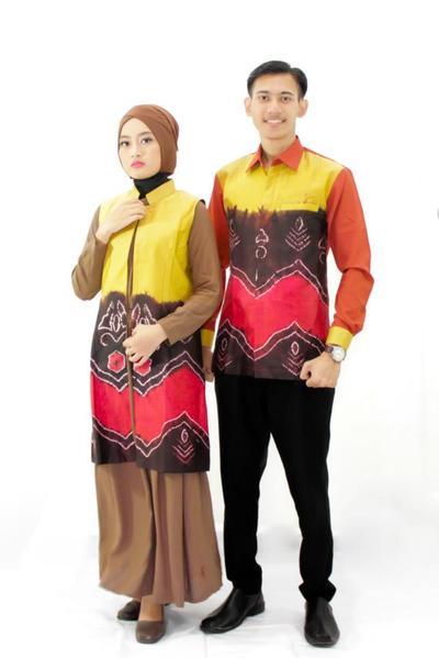 Batik Tabrak Warna