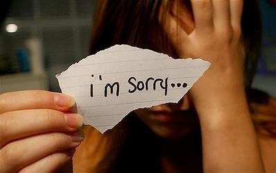 Kendalikan Emosimu & Minta Maaf