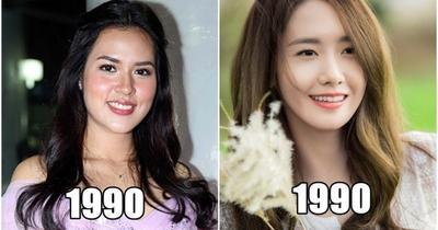 Raisa VS YoonA (Kelahiran 1990)