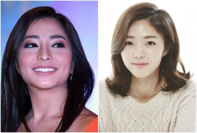 Nikita Willy vs Chae Soo-bin (kelahiran 1994)