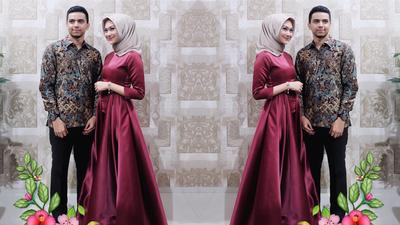 Pilihan Rekomendasi Warna Gaun yang Cocok Dipakai untuk Outfit Hijab Tunangan!