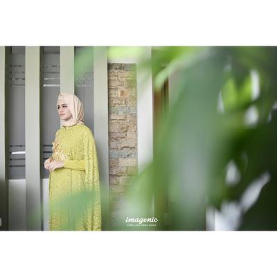 Dress Greentea