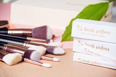 Merk Brush Lokal Ini Enggak Kalah Saing dengan Produk Brush dari Brand Luar Lho!