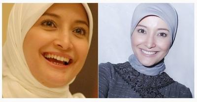 Wow, Uniknya Model Hijab Tahun 90an yang Hits Pada Jamannya Ini!