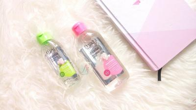 Ovale Micellar Water Cleansing Water