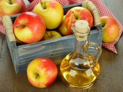 Bikin Sendiri Cuka Apel
