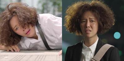 Lucu bangetttt ini artis Korea yang memerankan karakter jelek!