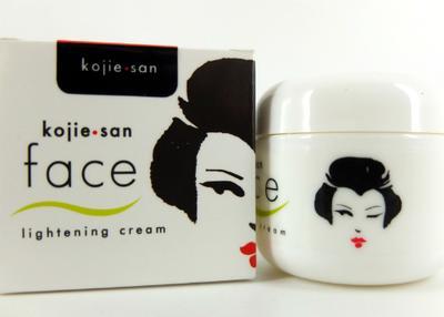 Mau Mencerahkan Warna Kulit dengan Cepat? Yuk, Gunakan Kojie San Lightening Face Cream