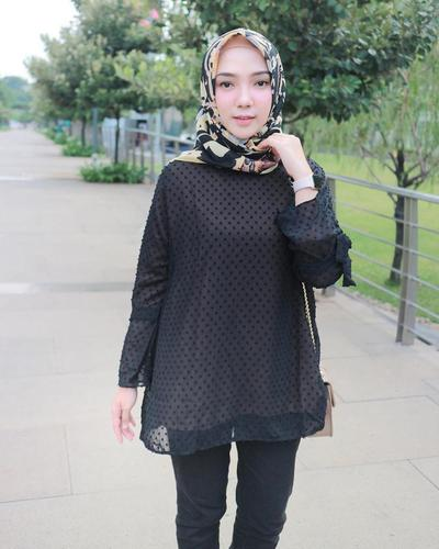 Floral Black