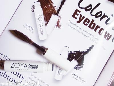 Zoya Cosmetics Coloring Eyebrow
