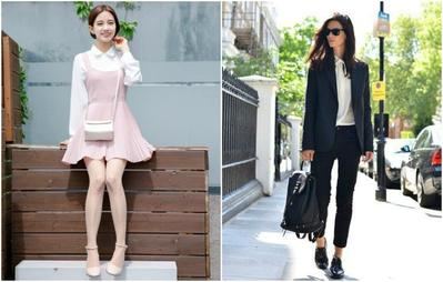 Gaya Monochrome vs Gaya Pastel, Mana yang Jadi Fashion Kamu 'Banget'?