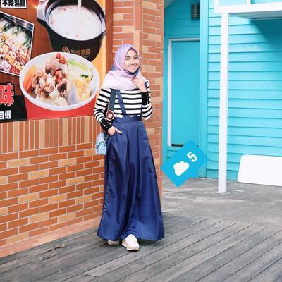An Overall Skirt