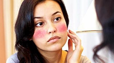 hati-hati makeup palsu bikin muka rusak!