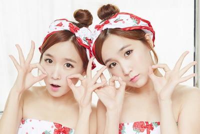 Wow, Ternyata Para Artis Korea Ini Kembar Lho, Penasaran?