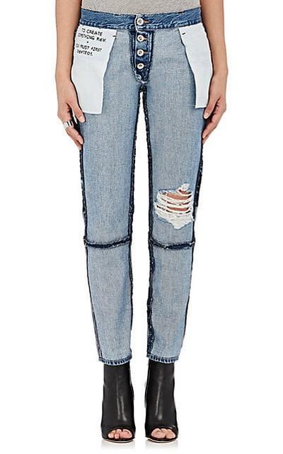 Ada-ada Saja, Ini Beberapa Tren Model Celana Jeans Paling Aneh Bin Ajaib, Berani Coba?
