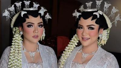 Deretan Make Up Pernikahan Artis yang Sukses Bikin Pangling Masyarakat, Setuju?