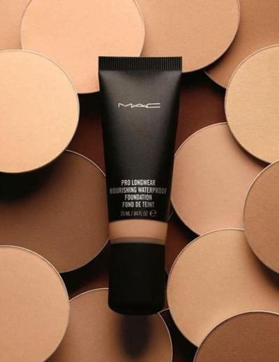 It's Okay to Mix Two Foundation