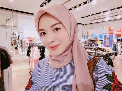Tips Make Up Natural Hijab ala Korea