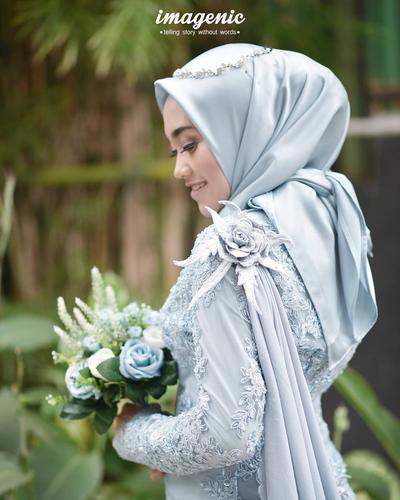 Style Hijab Basic Crown