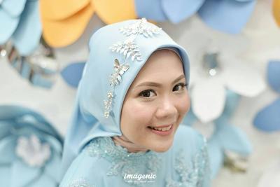 Style Hijab Payet