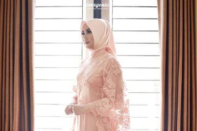 Style Hijab Polos Basic