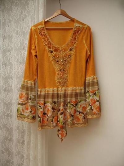 Lace Dress dan Motif untuk Gaya Bohemian