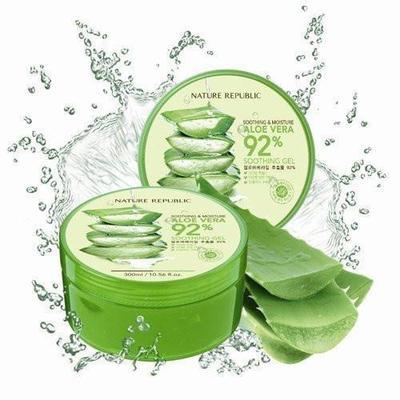 Nature Republic Soothing Moisture 92% Aloe Vera Gel