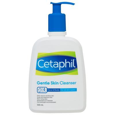 Ada yang udah coba Cetaphil?