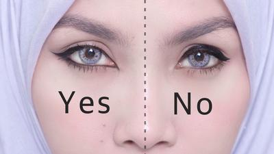 Biar Enggak Malu-maluin, Ini Trik Mengatasi Eyeliner yang Bentuknya Beda Sebelah