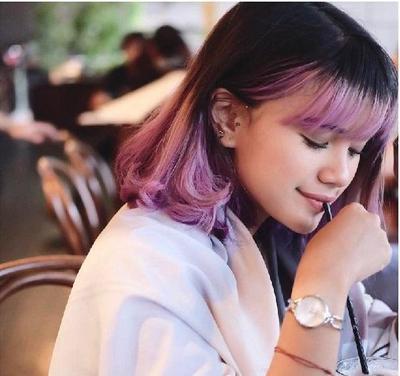 Inilah Deretan 4 Selebriti Indonesia dengan Warna Rambut Ombre Paling Menggemaskan