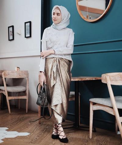 Mau Kondangan? Ikuti Tips Style Kondangan Hijab Anak Muda Ini Dulu Biar Enggak Salah Kostum!
