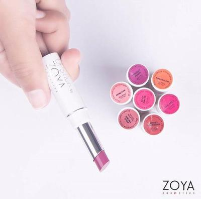 Apa Warna Lipstik Zoya yang Bagus Ya?