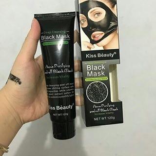 Black Mask dari Kiss Beauty Benar Ampuh Enggak?
