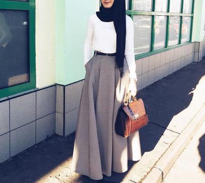 Volumize Skirt