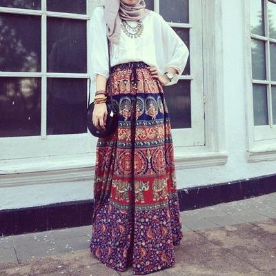 Pattern Skirt Would be So Great!