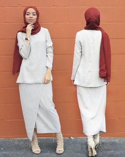 Assymetrical Skirt