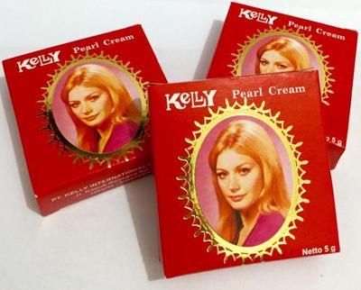 Kelly Pearl Cream, Ketahui Lebih Lanjut Tentang Brand Fenomenal dan Hits Satu Ini!