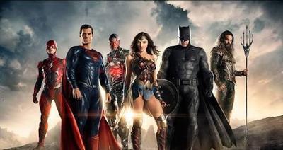 Sudah ada yang nonton film justice league?