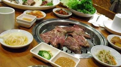Dimana ya restoran Korea yang enak dan halal?