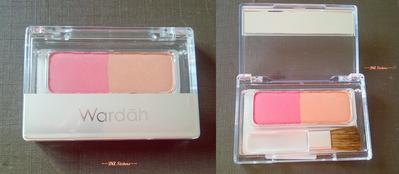 Blush On Wardah Seri C: Untuk Kulit Fair Light