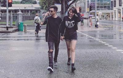 Reza Oktovian & Wendy
