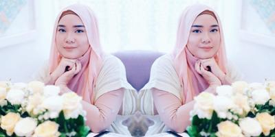 Baju hijab yang kondangan yang cocok untuk orang gemuk gimana?
