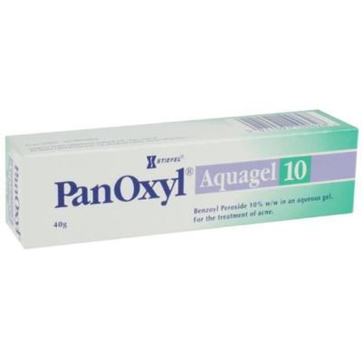 Panoxyl 10 Aquagel
