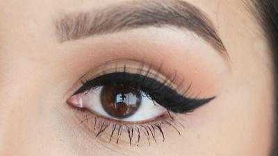 Ini 4 Cara Cerdik Agar Membuat Winged Eyeliner Lebih Mudah dan Cepat! Dijamin Kamu Langsung Mahir!