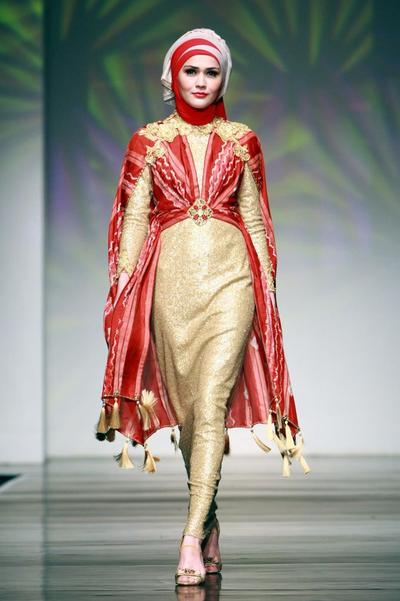 Kebaya Hijab Model Cape Glamour