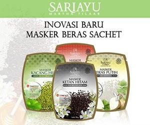 Sariayu Masker Bubuk