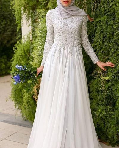 Brokat-Tulle Dress